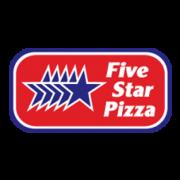 Five Star Pizza's Company logo