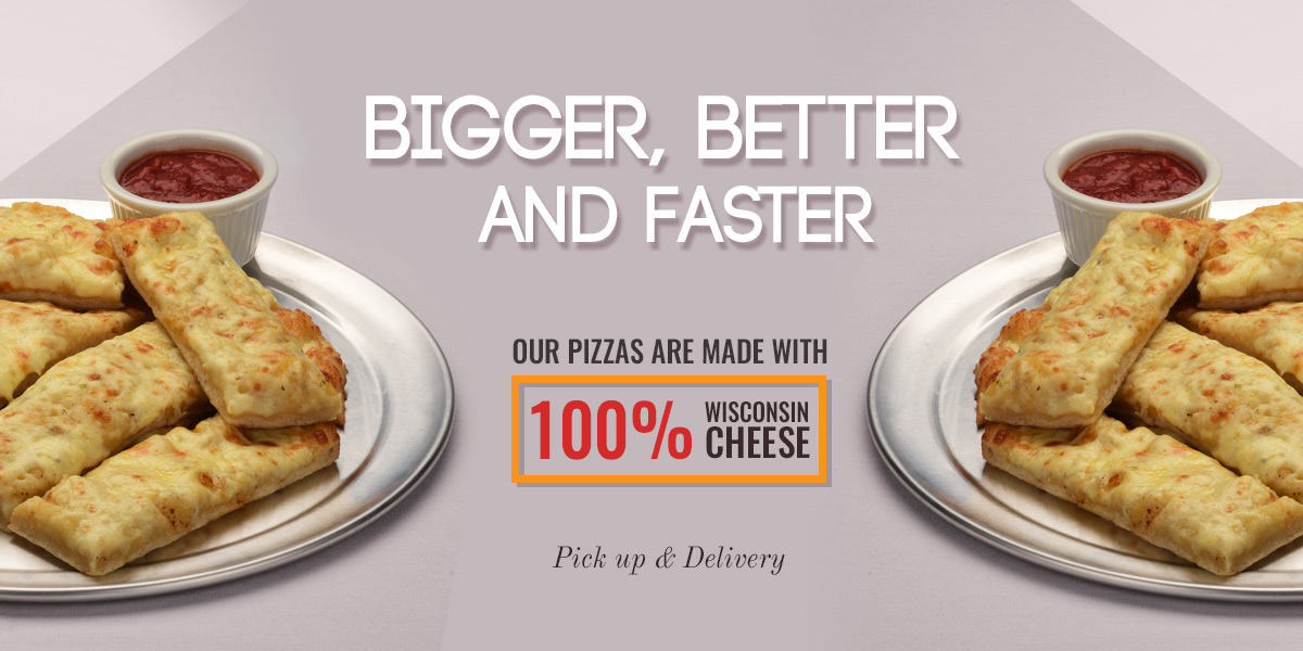 Five Star Pizza Banner
