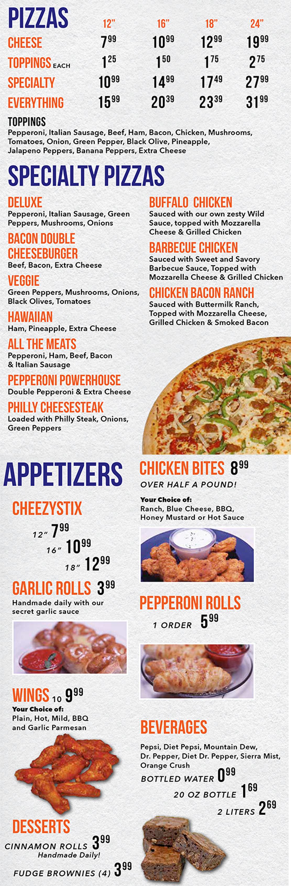 gainesville florida pizza deals