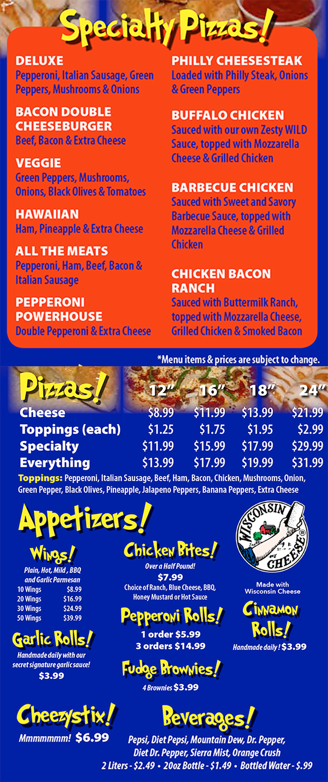 Pizza Delivery And Pizza Takeaway For Tampa Fl Five Star Pizza