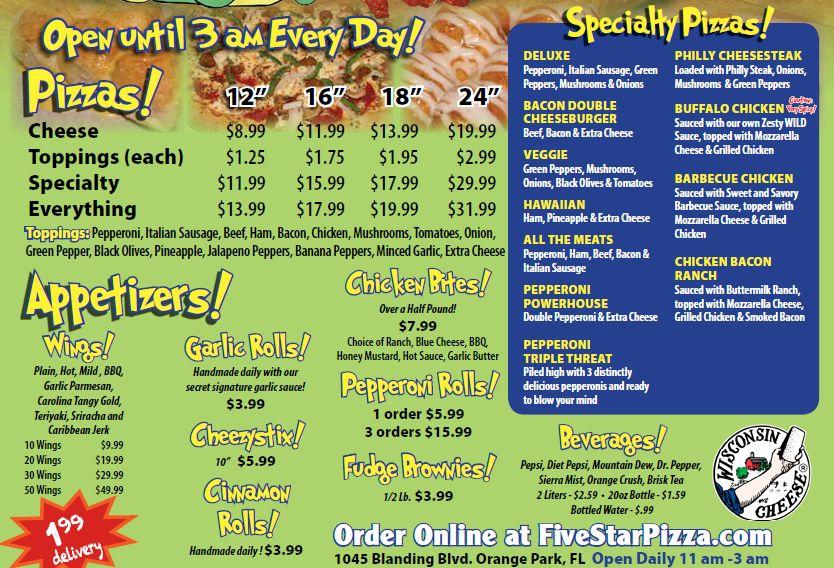 fivestar-op-menu
